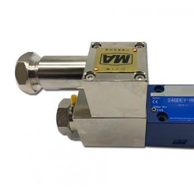 防爆电磁换向阀24GDEY-H6B电磁阀型号含义