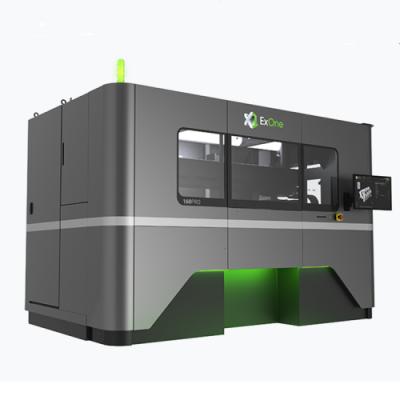 ExOne大型粘结剂喷射金属陶瓷3D打印机X1 160Pro
