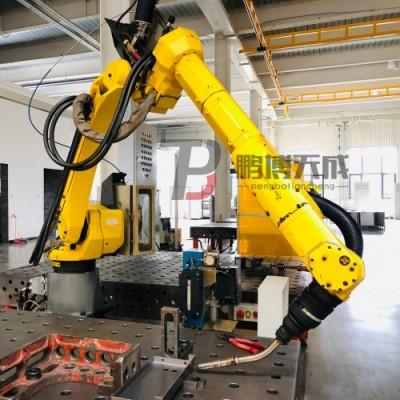 发那科焊接机器人培训