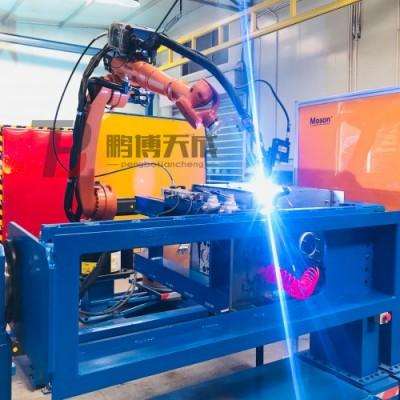 全自动焊接KUKA机器人