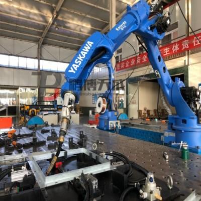 安川机器人焊接系统工作原理