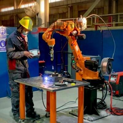 陕西柴孚机器人焊接设备公司