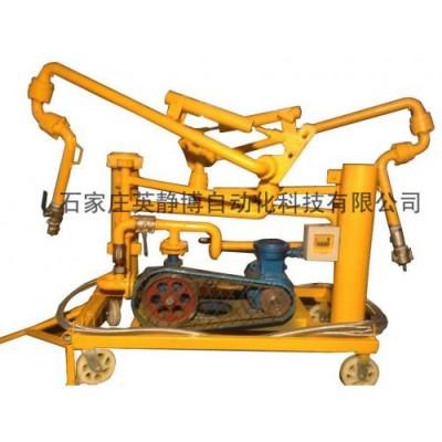 下装鹤管(流体装卸臂)构成、用途及结构特点