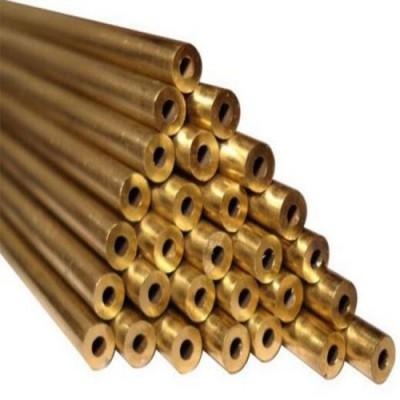 现货直销H62黄铜管   高导电黄铜管规格齐全
