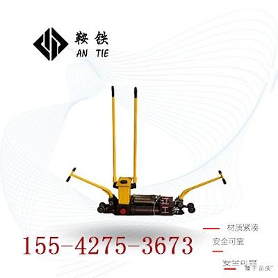 鞍铁GFT-40液压单项轨调工程机械技术干货