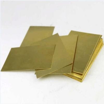 现货供应H59黄铜板  厂家精选铜板