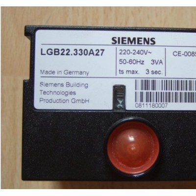 LMO24.111C2西门子燃烧控制盒
