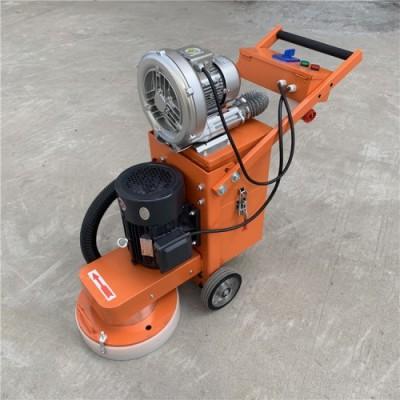 350型手扶无尘研磨机  房屋地面打磨机