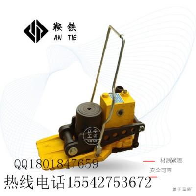 鞍铁液压起道机YQ-200高铁专用设备的几点注意事项