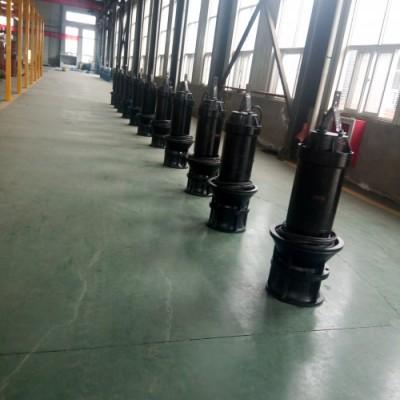 QZB雪橇式潜水轴流泵生产厂家质量保证