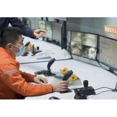 铁矿电机车无人驾驶自动装卸单轨吊无人驾驶