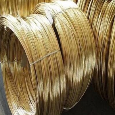 厂家直销C3602黄铜线 高拉力黄铜线塑性优