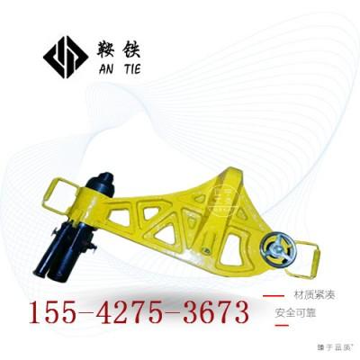 鞍铁YZG-800型液压直轨器轨道工程专用工具保养须知