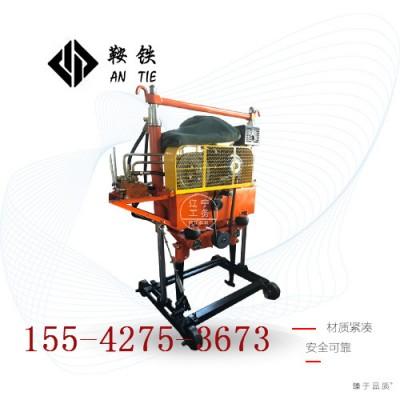 鞍铁道岔捣固机CD-2型工作现场特点分析