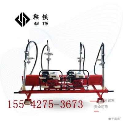 鞍铁内燃高频捣固机ND-5.4X4型钢轨捣固器材基本结构