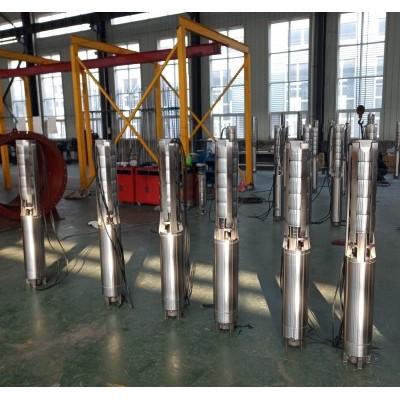 平阳县高标准农田用不锈钢潜水泵厂家