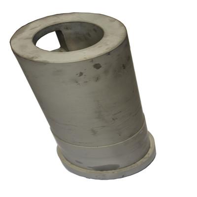 厂家直销可定制定做压铸机配件 压铸料筒 压射室