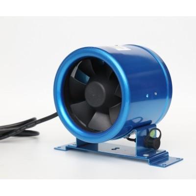 盛仕达斜流增压管道风机低噪250/10寸管道风机 静音抽风机