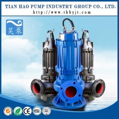 石油原料排放用150QW潜水排污泵现货供应